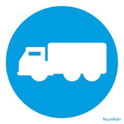 Paso de camiones 86-5007N