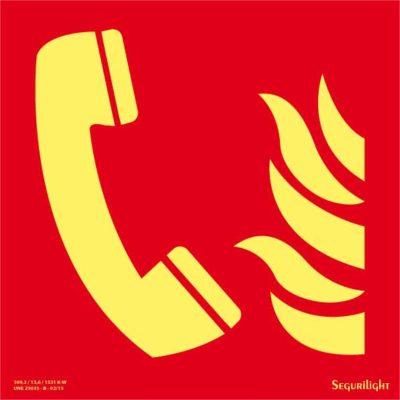 Telefono de emergencia 86-2007